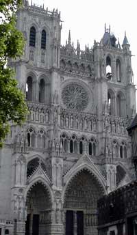 Vue générale de la cathédrale